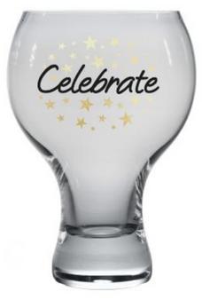 Celebrate Gin Glass