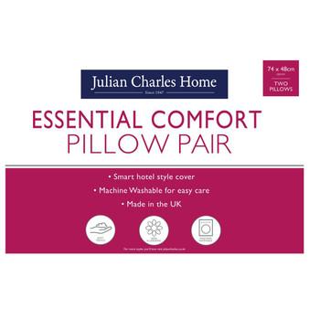 Essential Comfort Pillow Pair - Medium Support - 060984
