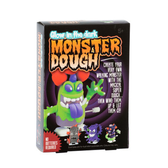 Funtime GLOW IN THE DARK MONSTER DOUGH