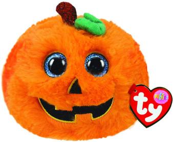 TY Seeds Halloween Pumpkin Puffie