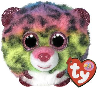 TY Dottie the Leopard Puffie