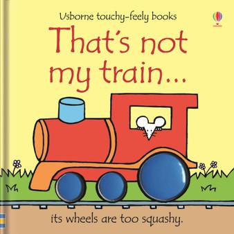 Usborne 'That's not my train' Book