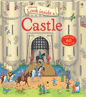 Usborne Look Inside: a Castle