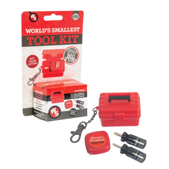 Funtime WORLDS SMALLEST TOOL KIT