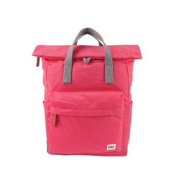 ROKA Canfield B NYLON Bag / Backpack - MEDIUM - Raspberry