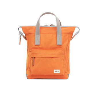 ROKA Bantry B Sustainable NYLON Bag / Backpack - SMALL - Burnt Orange