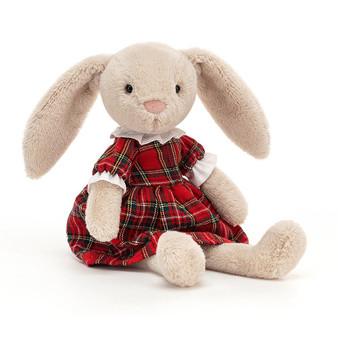 Jellycat Lottie the Tartan Bunny