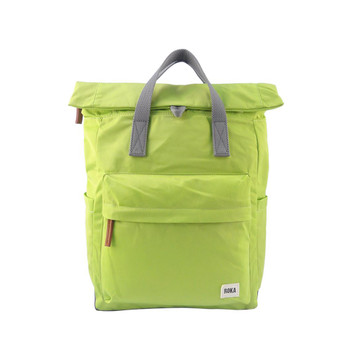 ROKA Canfield B NYLON Bag / Backpack - MEDIUM - Lime