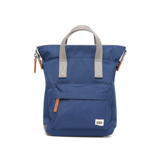ROKA Bantry B Sustainable CANVAS Bag / Backpack - SMALL - Mineral