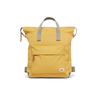 ROKA Bantry B Sustainable CANVAS Bag / Backpack - SMALL - Flax
