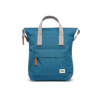 ROKA Bantry B Sustainable CANVAS Bag / Backpack - SMALL - Marine