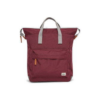 ROKA Bantry B Sustainable CANVAS Bag / Backpack - SMALL - Sienna