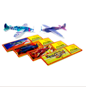 Flying Paper Gliders - 4 PER PACK