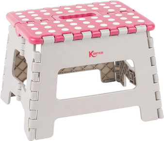 Kleeneze Small Foldable Step Stool with carry handle (KL064455EU)