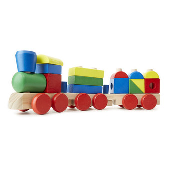 Stacking Train Wooden Toy