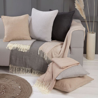 Herringbone Large Cushion (55cm x 55cm)