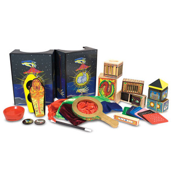Deluxe Magic Wooden Play Set