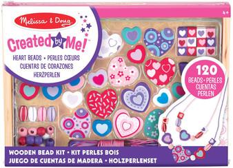 Melissa & Doug Sweet Hearts Beads Set (14175)