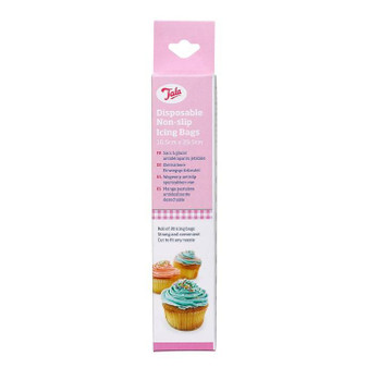 Tala Disposable Non-slip Icing Bags Roll - 16.5cm X 29.5cm - 30 bags