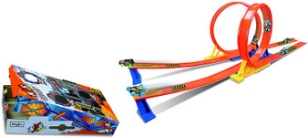 Maisto M12452 NXS Dual Race Challenge, Assorted Designs and Colours