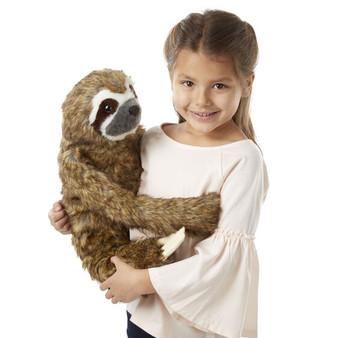 Large Sloth Soft Toy