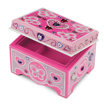 Create Your Own Wooden Jewellery Box