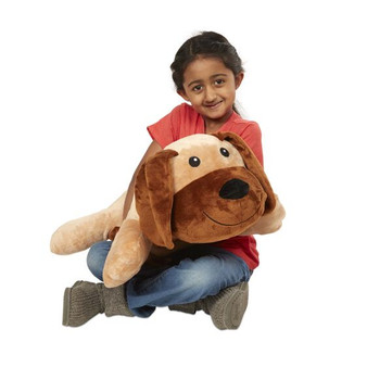Cuddle Dog Jumbo Plush Stuffed Animal
