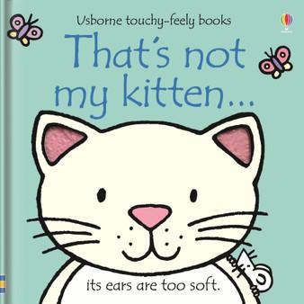 Usborne Books - That's not my kitten