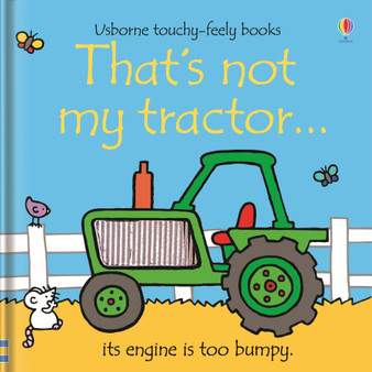 Usborne Books - That's not my tractor