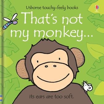Usborne Books - That's not my monkey
