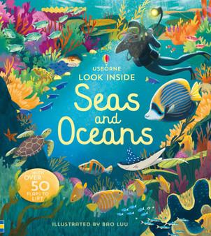 Usborne Books - Look Inside: Seas and Oceans