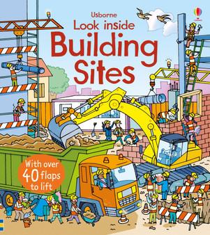 Usborne Books - Look inside: Building Sites