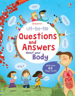 Usborne Books - Lift-the-flap Questions and Answers about your Body