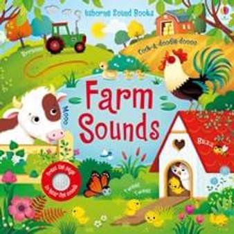 Usborne Books - Farm Sounds