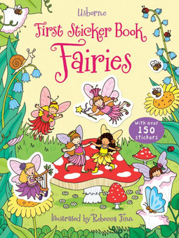 Usborne Books - First Sticker Book: Fairies