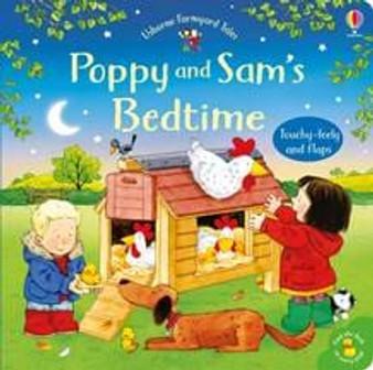 Usborne Books - Farmyard Tales Poppy and Sam's: Bedtime
