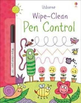 Wipe-Clean: Pen Control