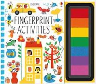 Usborne Books - Fingerprint Activities