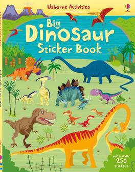 Usborne Books - Big Dinosaur Sticker Book
