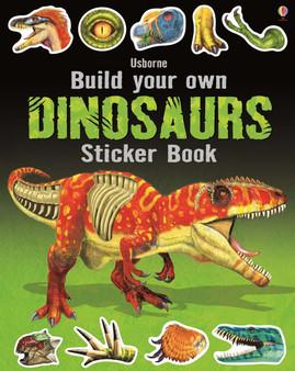 Usborne Books - Build your own Dinosaurs Sticker book