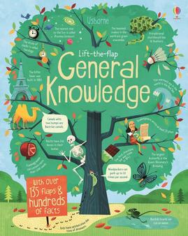 Usborne Books - Lift-the-flap General Knowledge