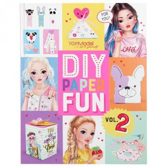 TOPModel DIY Paper Fun Book - 10956A