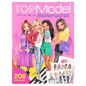 TOPModel Stickerworld - 10958A