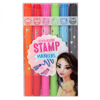 TOPModel Stamp Markers - 6432