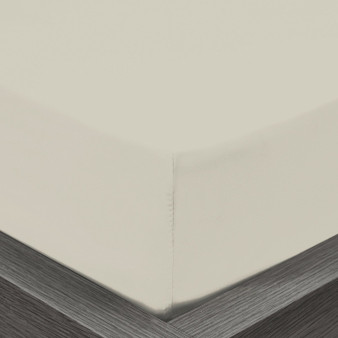Extra Deep Fitted Sheet - Cream
