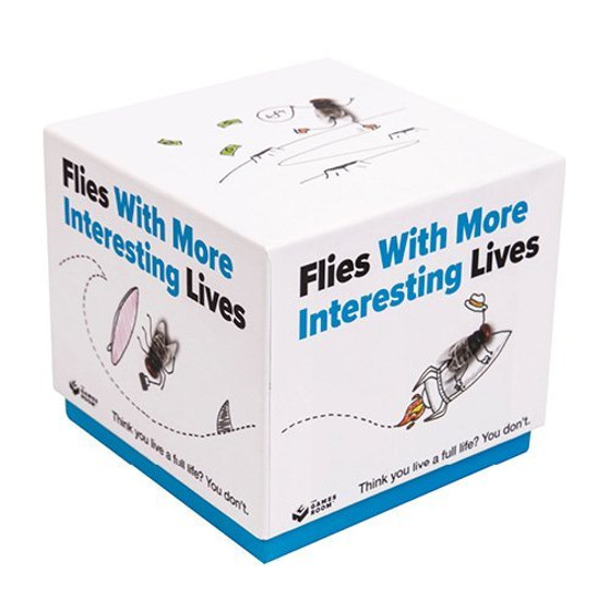 Flies With More Interesting Lives Game