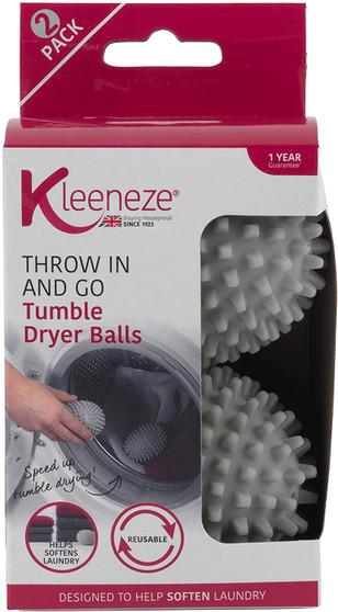 Kleeneze Pack of 2 Dryer Balls