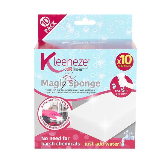 Kleeneze Magic Sponge - Pack Of 10