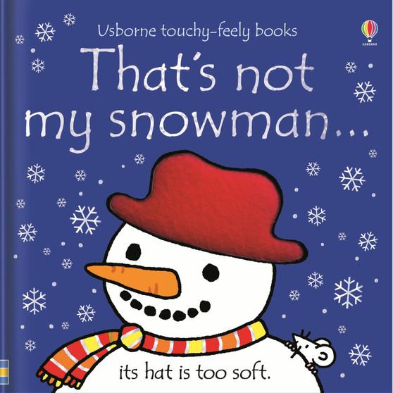 Usborne 'That's not my snowman' Book
