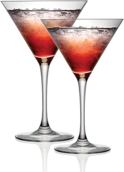 Cristal D'Arques Set of 2 300ml Cocktail Glasses | Chip Resistant & Dishwasher Suitable (P506388)